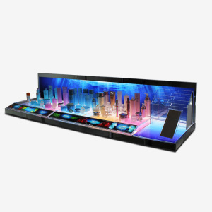 Custom made display make up manufacturers