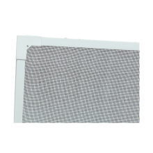 retractable mosquito insect privacy screen window