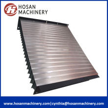 Professional Steel Flexible Accordion Covers for CNC