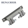 Zinc Alloy Chrome Plated Metal Gate Concealed Hinges