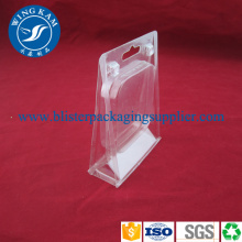 Customized Tools Used Plastic Blister Tri-Folded Clamshell