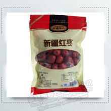 Red Jujube Plastic Packing Ziplock  Pouch