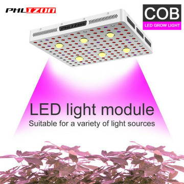 Gemüseblume CREE COB Grow Light