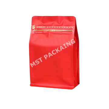 Laminated Material Round Bottom Degradable Bag Wholesale