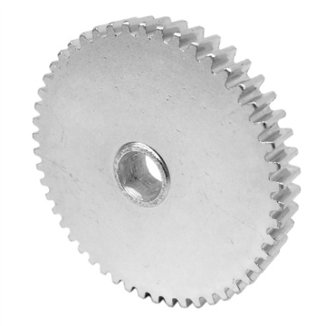 OEM Gear Milling Cutter Metal Machining Parts