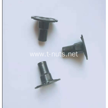 Stamped Round Base Wood Pallet Nuts