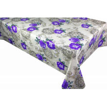 Elegant Wedding Tablecloth with Non woven backing