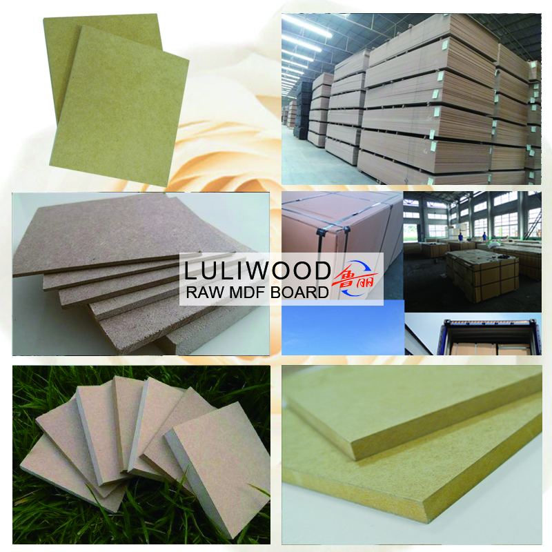 luliwood raw mdf board of sally 5