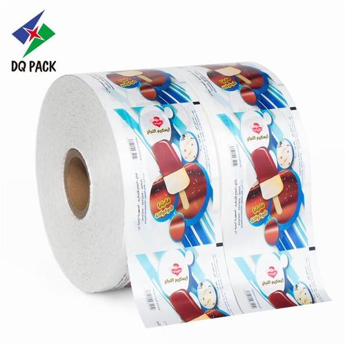 Flexible Packaging Plastic Roll Stock For Food
