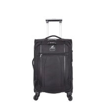 Leading for Fabric Luggage Bags,Fabric Trolley Luggage Bags,Fabric Luggage Soft Travel Bags,Colorful Fabric Luggage Bag Supplier in China New unique polyester brown travel trolley luggages supply to Montenegro Supplier