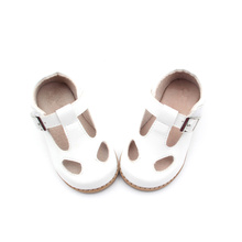 First Class Wholesale Soft Leather Boy Sandals