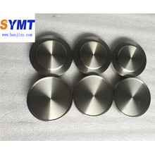 ASTM B386 /99.95% pure molybdenum blank metal disc