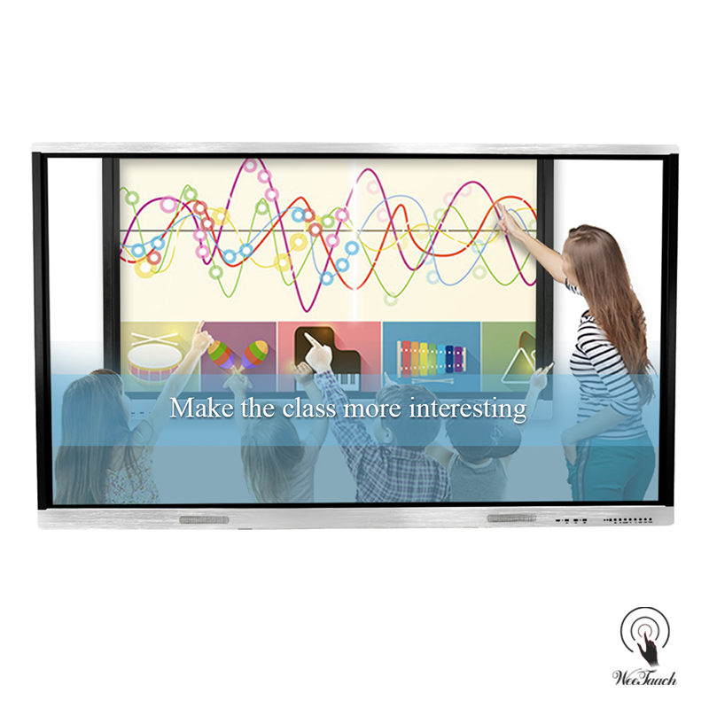 86 inches smart UI LCD whiteboard
