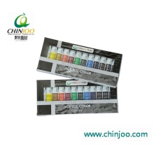 Best Quality for Oil Paint Set Oil Color Packed with 200ml Aluminum Tube export to Trinidad and Tobago Factories