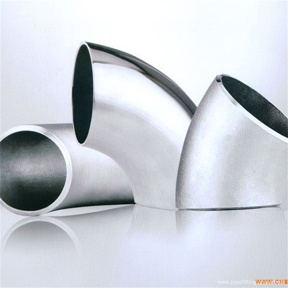 Stainless Steel Short Radius 180 Degree Elbow