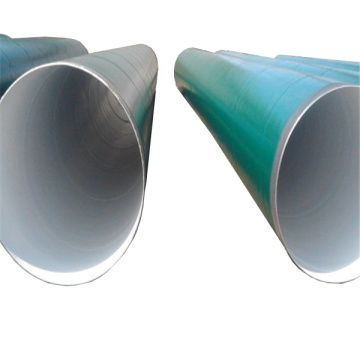 Tube Factory with Resin Coating of Welded Pipe