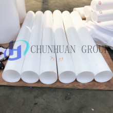 Long Length Big Size PTFE Extruded Tube