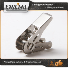 1''/800KGS Standard Stainless Ratchet Tie Down Buckle