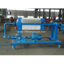 Movable Pharmacy Chamber Filter Press