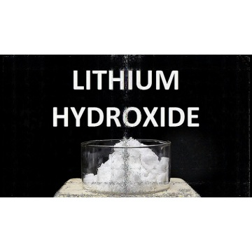 lithium hydroxide is used in spacecraft to recondition