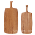 Extra large wooden chopping board