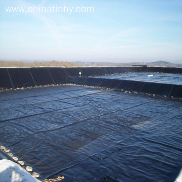 20mils HDPE liner/pond liner for prawn farming