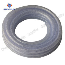 high-pressure pvc fiber braided plastic net hose