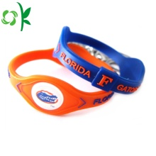 10 Years manufacturer for Wristband Power Bank Waterproof Cool Custom Negative Ion Power Silicone Bracelet export to Portugal Suppliers