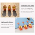 Marinated-egg Brother Flash Drive Case Silicone Usb Case