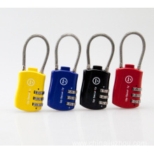 Colorful Zinc-alloy Combination Lock