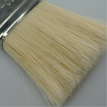 Pure wool Bristle Angle Wooden Handle Paint Brush