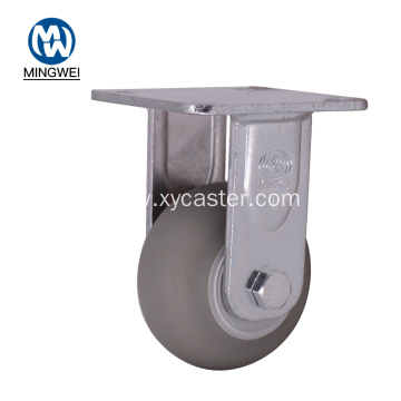 Heavy Duty 4 Inch TPR  Caster Wheels
