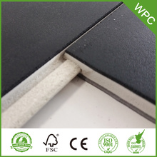 moistureproof Wood Plastic Composite flooring
