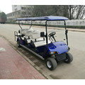 8 person used electric golf car for sale cheap