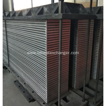 Aluminum Plate Bar Heat Exchangers