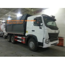 30 - 40 Tons RHD 10 Wheels Tipper Dump Truck