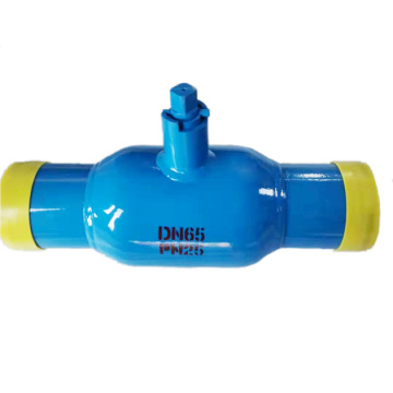 DN100 seal welede ball valve