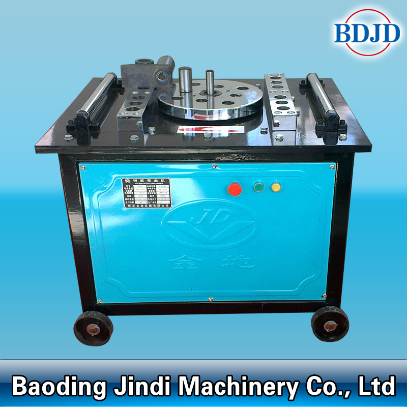 Machine Tool Equipment Rebar Bending Machine