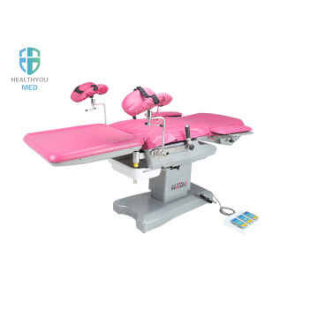 Gynaecological operation manual exam table