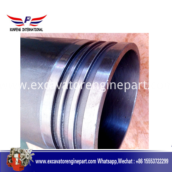 Wheel loader parts shangchai engine C6121 Cylinder liner C02AL-1105800