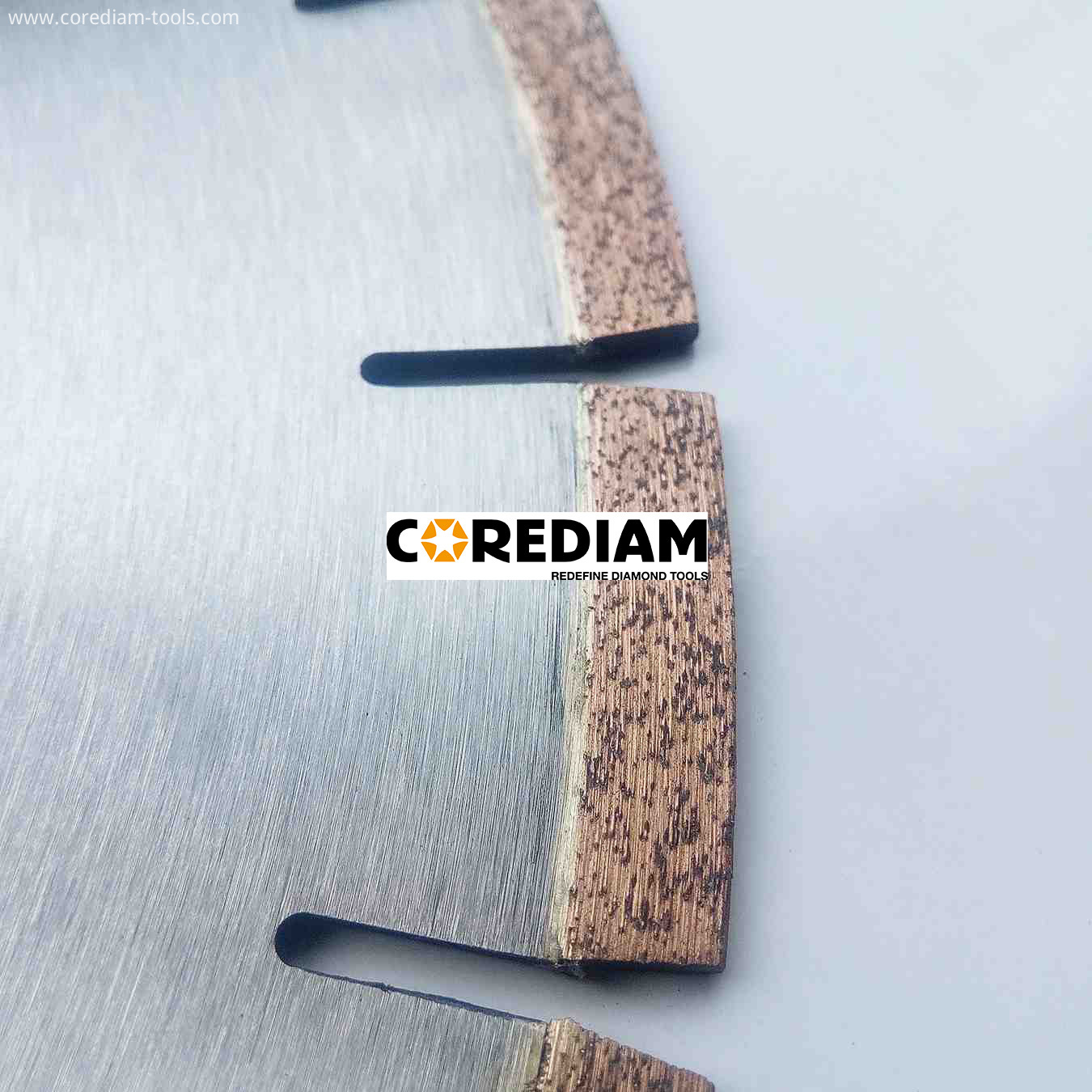 brazed marble blade-high quality