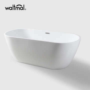 Acrylic Soaking Freestanding Bath Tub