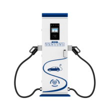 45Kw electric car vertical DC charging pile