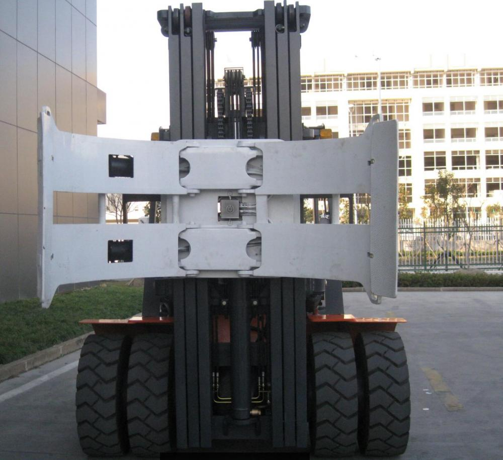 Forklift With Front Double Tire