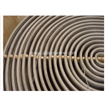 16BWG SA213 TP317L U Bend Heat Exchanger Tube
