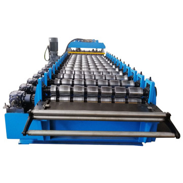 Glazed Tile Metal Roof Profile Roll Forming Machine