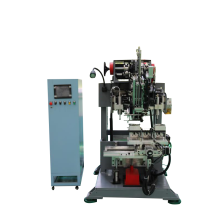 High speed customized designed toilet brush making machine