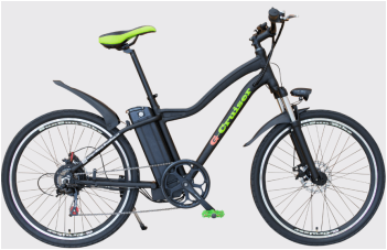 26 inch cool ride electric bicycle