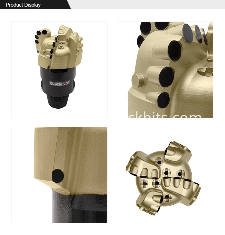 All Types Pdc Steel Core Drill Bit Tricone Bits In Drill Bits Drilling Tool For Sale.webp