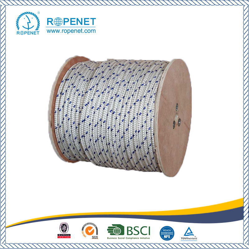 Nylon Double Braid Rope For Marine